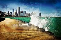 Chicago splash