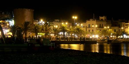 Mondello by night