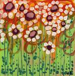 Growing Daisies by Jennifer Lommers