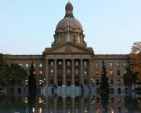Edmonton Legislature Building