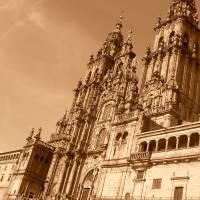 Santiago de Compostela Art Prints & Posters by IVAN VILAS