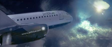 jetBlue Airways Cool Photo