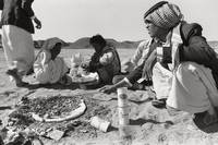 Dinner with the Sinai Bedouins by Kristie Burns