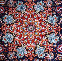 Persian art: Carpet - 1