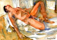 Spent, Male Nude Art
