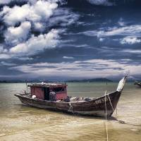 Fishing Boat Art Prints & Posters by Paul O' Connell
