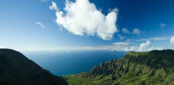 Na Pali Lookout