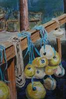 Crabtraps and Bouys