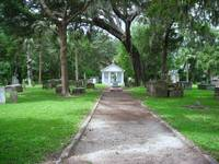 St. Augustine cemetary