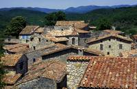 Roof tops in Provence