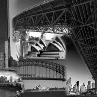 Composite Australia Art Prints & Posters by Bob Smith