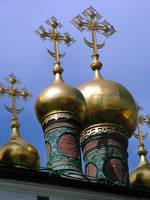 Domes of the Upper Saviour Cathedral 2