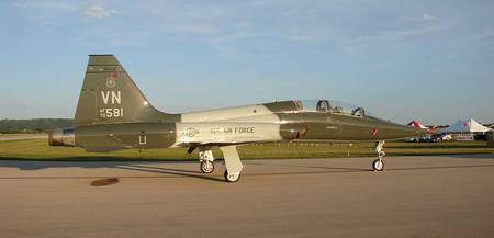 The T-38 Talon