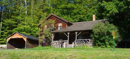 woodchuck Lodge, Roxbury, NY  01