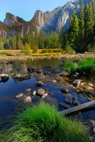 Merced River in Fall