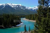 Bow River Glacier Water