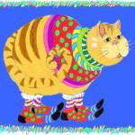 Alex the Cat Prints & Posters