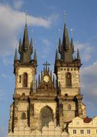 The Church of Our Lady of Tyn - Prague, Czech Repu