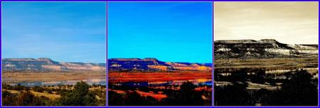 Abiquiu Lake ~ New Mexico