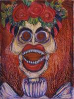 Frida Laughing From Beyond the Grave