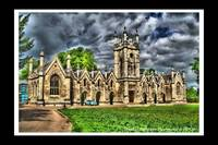 Aberford Priory HDR