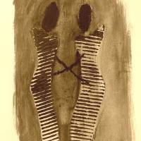 """My Sister Sepia"" by calabashstudio"