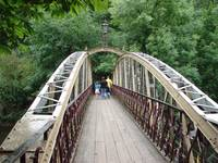 Jubilee Bridge, Matlock Bath  (11457-RDA)