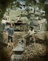 Gold Miners 1849 by WorldWide Archive