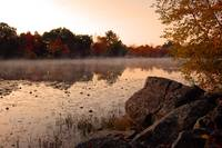 Morning at Grafton Pond