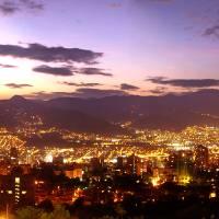 """""""Atardecer Medellin"""" by JuanEsOc"""