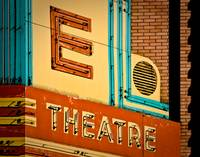 State Theatre Marquee #1