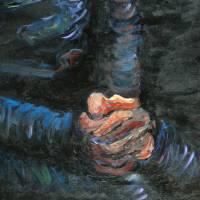 """Kneeling in Prayer"" by nadinerippelmeyer"