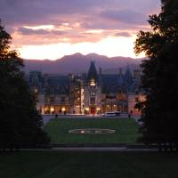 """""""Biltmore Estate at Sunset"""" by Clearshot"""