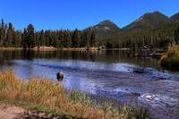 Sprague Lake at RMNP 01