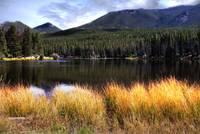 Sprague Lake at RMNP 02