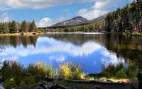 Sprague Lake at RMNP 04