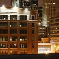 Chicago Night Art Prints & Posters by Aleks Davidovich