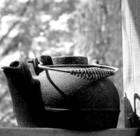 My Favorite Cast Iron Teapot.