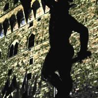 Seeing Loggia dei Lanzi by Barb Tallberg