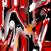 abstract-red-black-2-detail