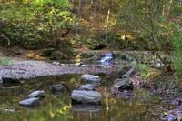 Fall Creek Gorge - Waterfall #5 (IMG_6354+) by Jeff VanDyke