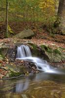 Fall Creek Gorge - Waterfall #7 (IMG_6398+) by Jeff VanDyke