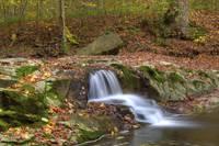 Fall Creek Gorge - Waterfall #8 (IMG_6402+) by Jeff VanDyke