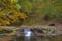 Fall Creek Gorge- Waterfall- Final Shot (IMG_6410) by Jeff VanDyke