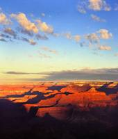 grand canyon sunrise - light of the east
