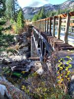 Kettle Valley Railway Footbridge