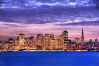 San Francisco - Treasure island view