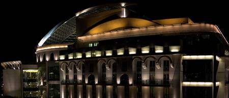 National Theater panoramic picture