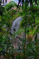 waterfall, three images handheld didn't turn out w