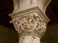 Capital in the Monastry of San Andres deArroyo